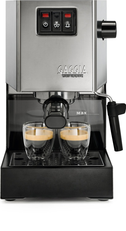 gaggia classic home espresso machine. Black Bedroom Furniture Sets. Home Design Ideas