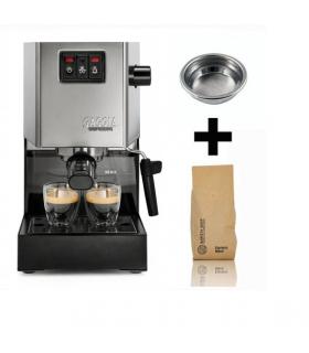 GAGGIA Classic Οικιακή Μηχανή Espresso & Coffee Set