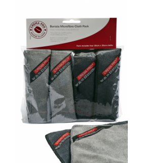 Crema Pro Barista Microfiber Cleaning Cloth