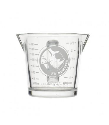 Rhinowares Dual Spout Shot Glass 70ml