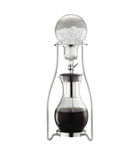 Tiamo Cold Brew Coffee Dripper 10cups Stainless