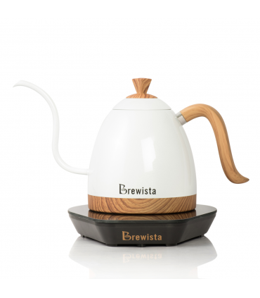Brewista Artisan White Pearl Kettle 600ml