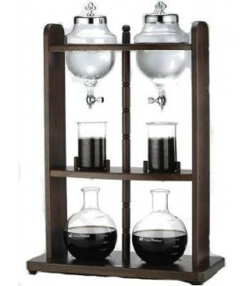 Tiamo Cold Brew Double Wood Tower 20cups