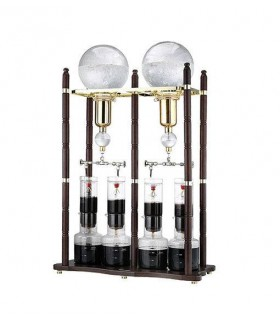 Tiamo Cold Brew Fourfold Tower 60cups