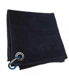 Barista Microfiber Cloth with Carabiner Hook