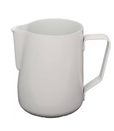 Rhinowares Stealth White Milk Pitcher 20oz / 600ml