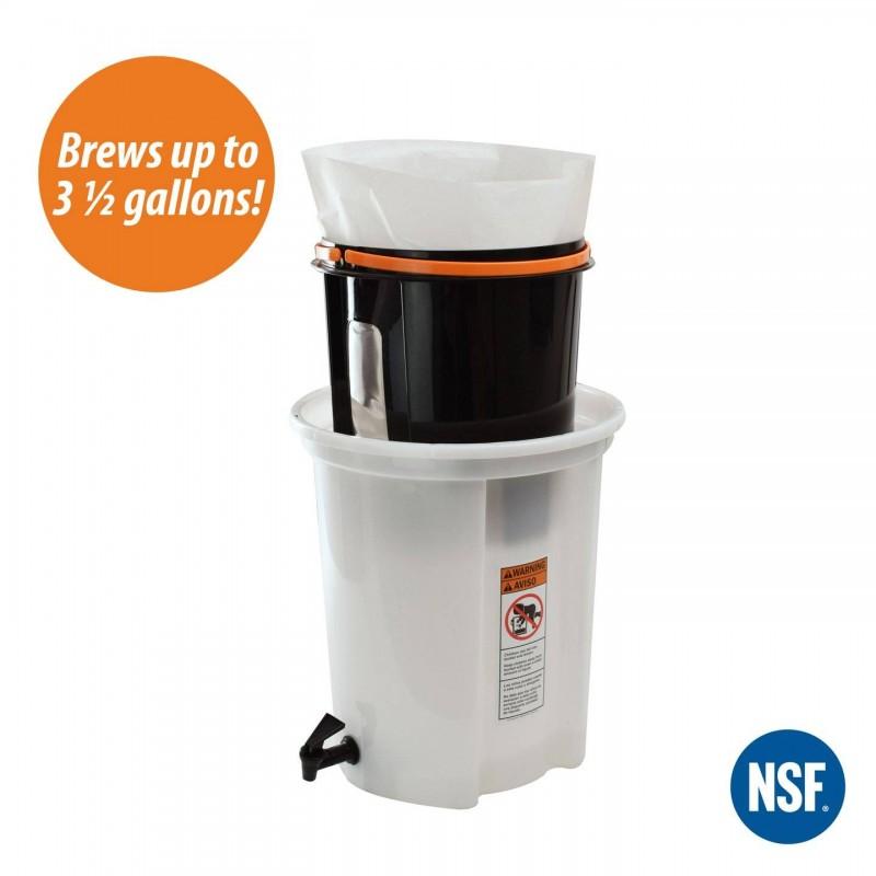 Brewista Cold Pro 4™ 13L Commercial Brewing System Kit   Barista-shop gr