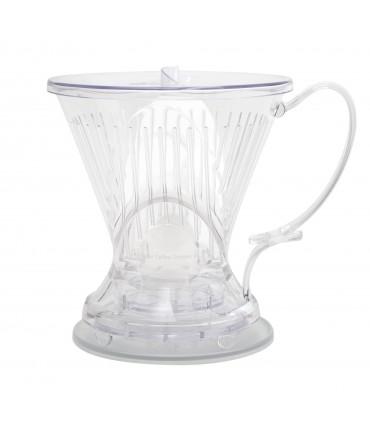 Belogia cd 750 Clever Coffee Dripper Clear