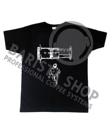 Barista Shop Aeropress Barista T-shirt - Black