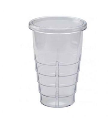 Artemis Plastic Mixing Cup Hanging 900ml