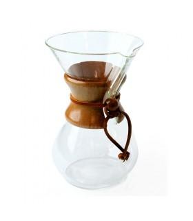 Chemex CM-6A Classic Glass Drip Coffeemaker 6 Cups